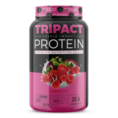 Tripact Protein Superberry 3lb.